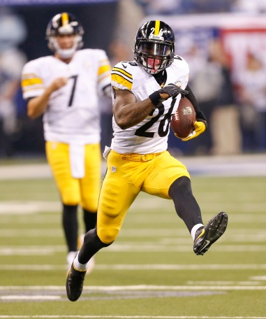 Pittsburgh Steelers vs. Indianapolis Colts