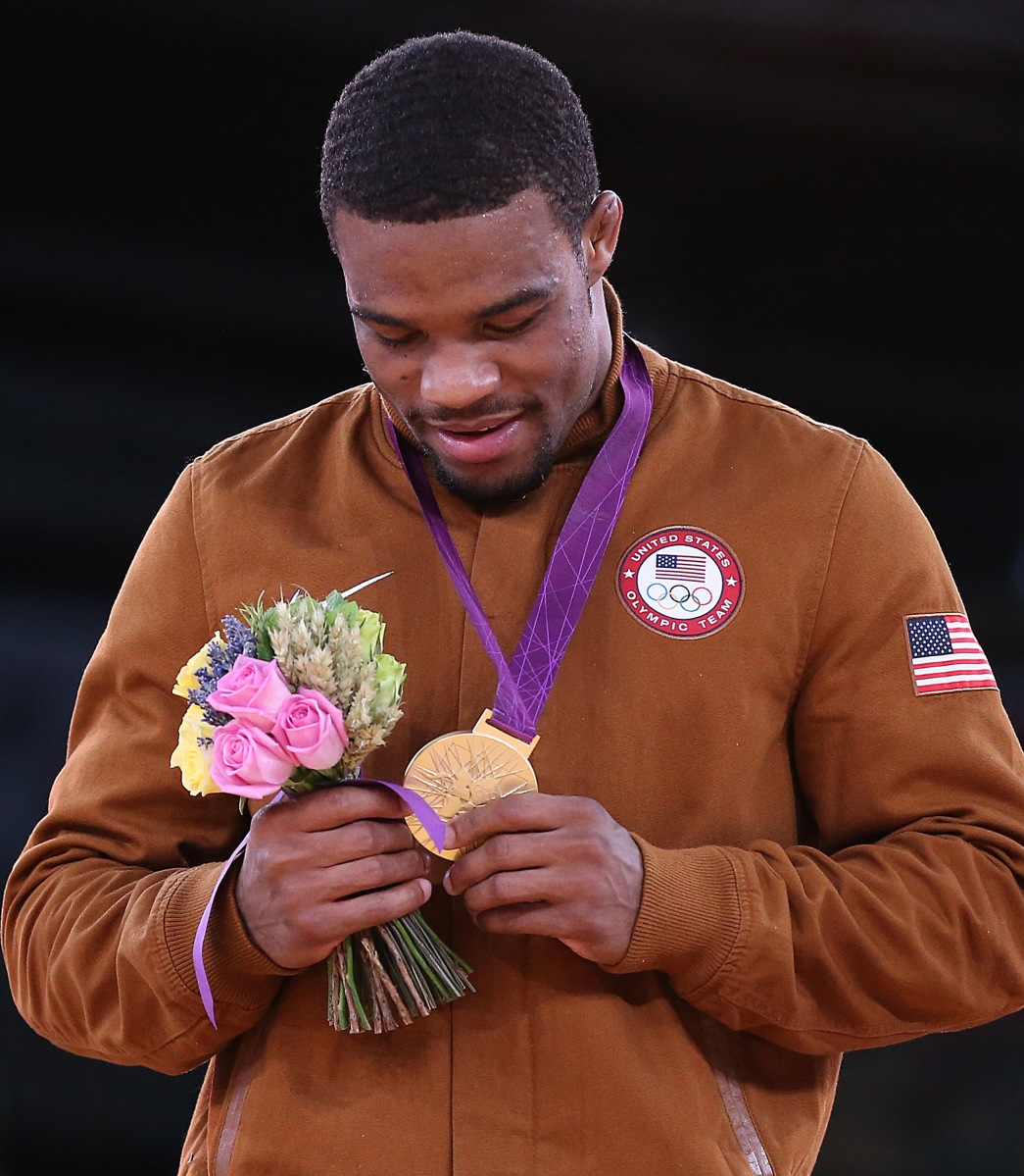 Jordan Burroughs makes a comeback