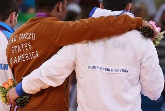 2012 Summer Games: Men's freestyle wrestling