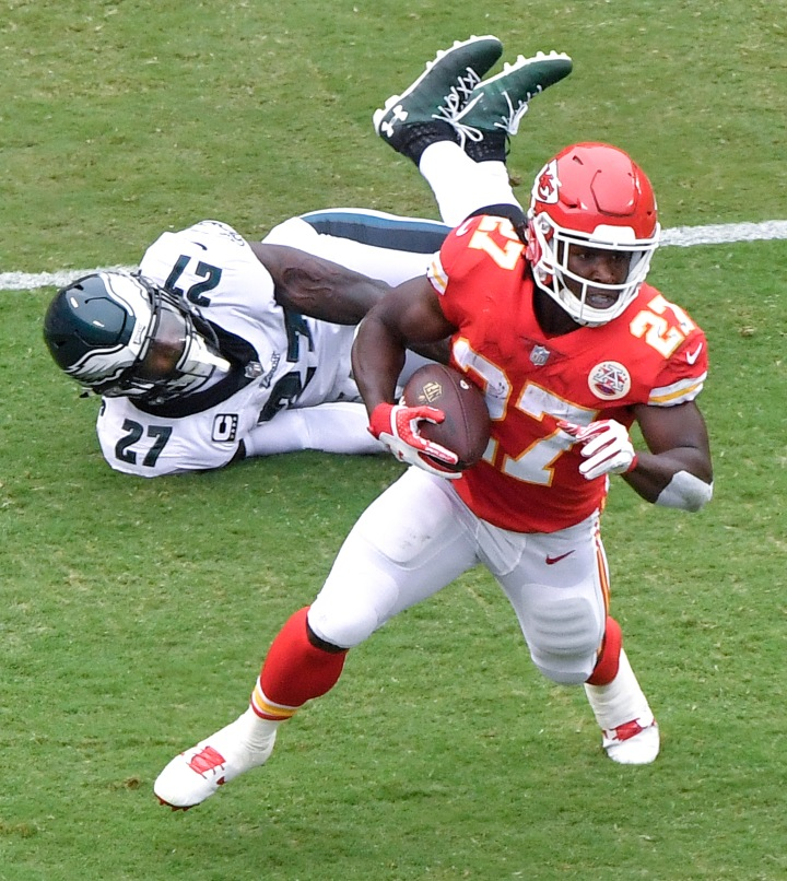 Philadelphia Eagles vs. Kansas City Chiefs
