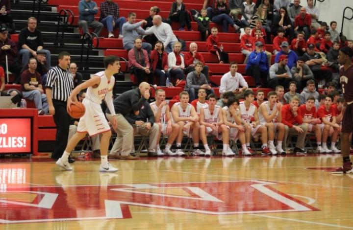 Christain Boys Basketball