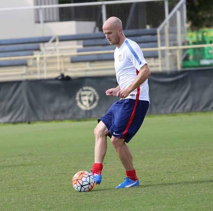 Michael Bradley's leadership and play has keyed turnaround for US men's soccer team