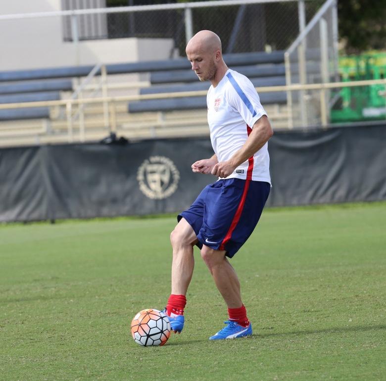 Michael Bradley's leadership and play has keyed turnaround for US men's soccer team