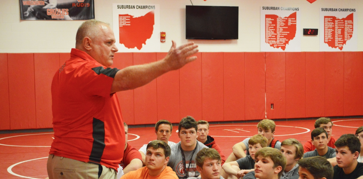 Gramuglia steps down as Wadsworth's head wrestling coach
